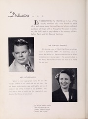 Page 8, 1950 Edition, Pulaski High School - Oriole Yearbook (Pulaski, VA) online yearbook collection