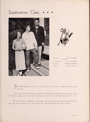 Page 35, 1951 Edition, Pulaski High School - Oriole Yearbook (Pulaski, VA) online yearbook collection
