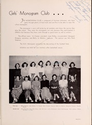 Page 57, 1951 Edition, Pulaski High School - Oriole Yearbook (Pulaski, VA) online yearbook collection