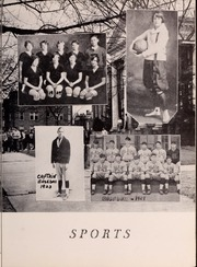 Page 59, 1951 Edition, Pulaski High School - Oriole Yearbook (Pulaski, VA) online yearbook collection