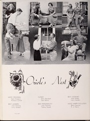 Page 72, 1951 Edition, Pulaski High School - Oriole Yearbook (Pulaski, VA) online yearbook collection
