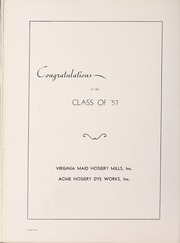 Page 86, 1951 Edition, Pulaski High School - Oriole Yearbook (Pulaski, VA) online yearbook collection