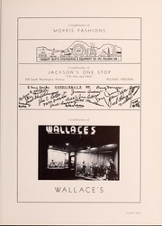 Page 107, 1952 Edition, Pulaski High School - Oriole Yearbook (Pulaski, VA) online yearbook collection