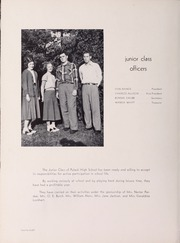 Page 32, 1952 Edition, Pulaski High School - Oriole Yearbook (Pulaski, VA) online yearbook collection