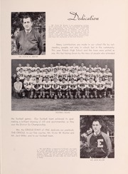 Page 9, 1952 Edition, Pulaski High School - Oriole Yearbook (Pulaski, VA) online yearbook collection