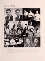 Page 11, 1953 Edition, Pulaski High School - Oriole Yearbook (Pulaski, VA) online yearbook collection