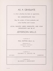 Page 114, 1953 Edition, Pulaski High School - Oriole Yearbook (Pulaski, VA) online yearbook collection
