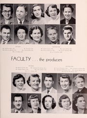 Page 15, 1953 Edition, Pulaski High School - Oriole Yearbook (Pulaski, VA) online yearbook collection