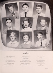 Page 21, 1953 Edition, Pulaski High School - Oriole Yearbook (Pulaski, VA) online yearbook collection