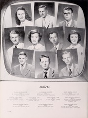 Page 24, 1953 Edition, Pulaski High School - Oriole Yearbook (Pulaski, VA) online yearbook collection