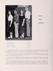 Page 18, 1954 Edition, Pulaski High School - Oriole Yearbook (Pulaski, VA) online yearbook collection