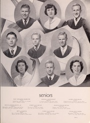 Page 19, 1954 Edition, Pulaski High School - Oriole Yearbook (Pulaski, VA) online yearbook collection