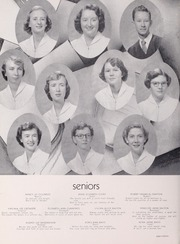 Page 20, 1954 Edition, Pulaski High School - Oriole Yearbook (Pulaski, VA) online yearbook collection