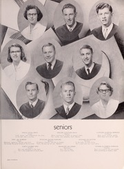 Page 21, 1954 Edition, Pulaski High School - Oriole Yearbook (Pulaski, VA) online yearbook collection