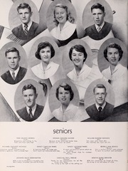 Page 26, 1954 Edition, Pulaski High School - Oriole Yearbook (Pulaski, VA) online yearbook collection