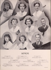 Page 27, 1954 Edition, Pulaski High School - Oriole Yearbook (Pulaski, VA) online yearbook collection
