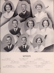Page 29, 1954 Edition, Pulaski High School - Oriole Yearbook (Pulaski, VA) online yearbook collection