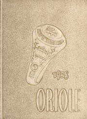 Pulaski High School - Oriole Yearbook (Pulaski, VA) online yearbook collection, 1958 Edition, Page 1