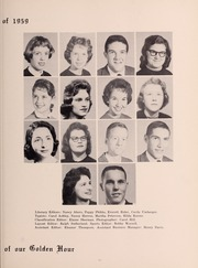 Page 15, 1959 Edition, Pulaski High School - Oriole Yearbook (Pulaski, VA) online yearbook collection