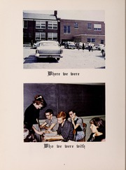 Page 8, 1959 Edition, Pulaski High School - Oriole Yearbook (Pulaski, VA) online yearbook collection