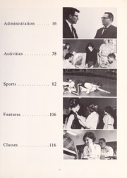 Page 7, 1968 Edition, Pulaski High School - Oriole Yearbook (Pulaski, VA) online yearbook collection