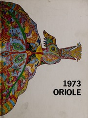 1973 Edition, Pulaski High School - Oriole Yearbook (Pulaski, VA)