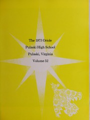 Page 5, 1973 Edition, Pulaski High School - Oriole Yearbook (Pulaski, VA) online yearbook collection