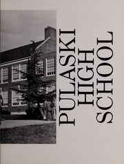 Page 7, 1973 Edition, Pulaski High School - Oriole Yearbook (Pulaski, VA) online yearbook collection