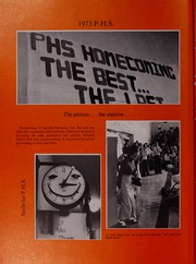 Page 12, 1974 Edition, Pulaski High School - Oriole Yearbook (Pulaski, VA) online yearbook collection