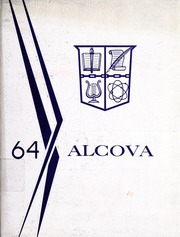 Alleghany County High School - Alcova Yearbook (Covington, VA) online yearbook collection, 1964 Edition, Page 1