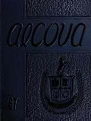 Alleghany County High School - Alcova Yearbook (Covington, VA) online yearbook collection, 1967 Edition, Page 1