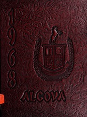 Alleghany County High School - Alcova Yearbook (Covington, VA) online yearbook collection, 1968 Edition, Page 1