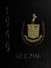 Alleghany County High School - Alcova Yearbook (Covington, VA) online yearbook collection, 1969 Edition, Page 1