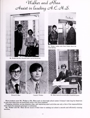 Page 15, 1975 Edition, Alleghany County High School - Alcova Yearbook (Covington, VA) online yearbook collection