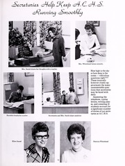 Page 17, 1975 Edition, Alleghany County High School - Alcova Yearbook (Covington, VA) online yearbook collection