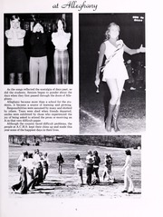 Page 9, 1975 Edition, Alleghany County High School - Alcova Yearbook (Covington, VA) online yearbook collection