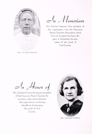 Page 8, 1940 Edition, Poquoson High School - York Chronicle Yearbook (Poquoson, VA) online yearbook collection