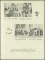 Page 11, 1951 Edition, Poquoson High School - York Chronicle Yearbook (Poquoson, VA) online yearbook collection