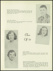 Page 17, 1951 Edition, Poquoson High School - York Chronicle Yearbook (Poquoson, VA) online yearbook collection