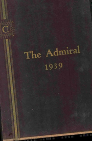 1939 Edition, Cradock High School - Admiral Yearbook (Portsmouth, VA)