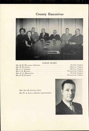 Page 12, 1949 Edition, Cradock High School - Admiral Yearbook (Portsmouth, VA) online yearbook collection