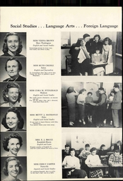 Page 16, 1949 Edition, Cradock High School - Admiral Yearbook (Portsmouth, VA) online yearbook collection