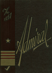 1951 Edition, Cradock High School - Admiral Yearbook (Portsmouth, VA)