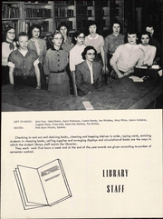 Page 91, 1954 Edition, James Monroe High School - Echo Yearbook (Fredericksburg, VA) online yearbook collection