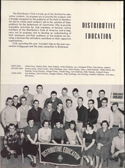 Page 92, 1954 Edition, James Monroe High School - Echo Yearbook (Fredericksburg, VA) online yearbook collection