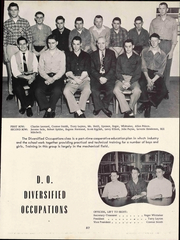 Page 93, 1954 Edition, James Monroe High School - Echo Yearbook (Fredericksburg, VA) online yearbook collection