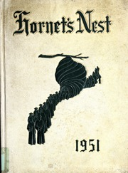 1951 Edition, Wilson Memorial High School - Hornets Nest Yearbook (Fishersville, VA)