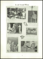 Page 12, 1956 Edition, Wilson Memorial High School - Hornets Nest Yearbook (Fishersville, VA) online yearbook collection
