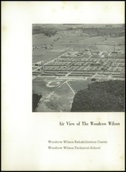 Page 6, 1956 Edition, Wilson Memorial High School - Hornets Nest Yearbook (Fishersville, VA) online yearbook collection