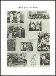 Page 12, 1959 Edition, Wilson Memorial High School - Hornets Nest Yearbook (Fishersville, VA) online yearbook collection